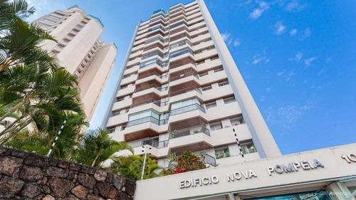 Imagem 1 de 30 de Apartamento No Edifício Nova Pompéia Para Venda Com 100,00 M² Em Vila Anglo Brasileira, São Paulo | Sp - Ap214933v