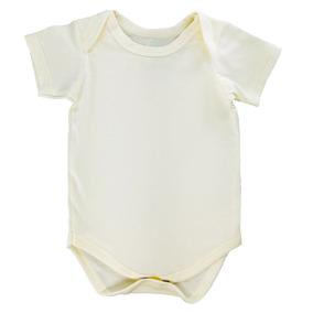 Kit 7 Body Bebê 100% Algodão Várias Cores E Todos Tamanhos