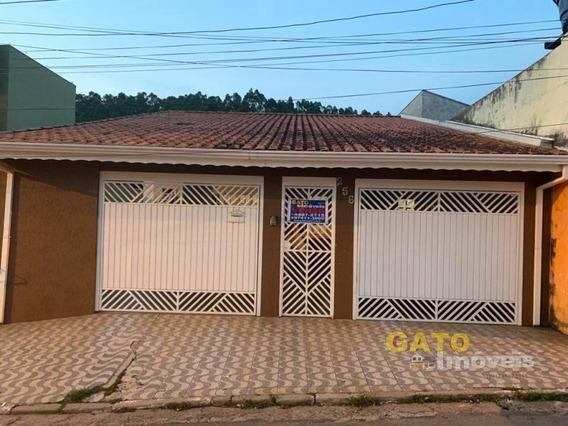 Casa Para Venda Em Cajamar, Jordanésia, 3 Dormitórios, 1 Suíte, 3 Banheiros, 2 Vagas - 18974_1-1251194