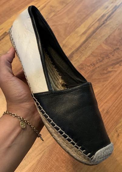 Zapatos Flats Vince Cameo Spadrilles Vc Dalm 24 Originales!!