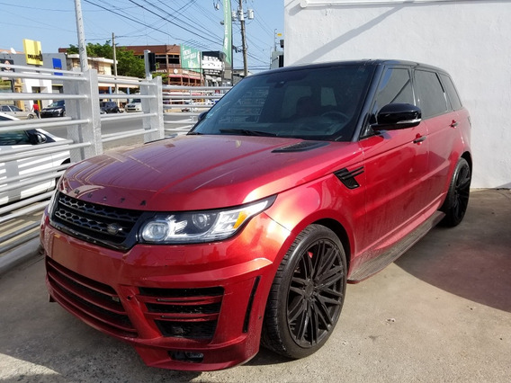 Land Rover Range Rover Sport Supecharger