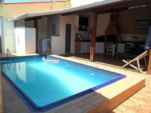 Casa Isolada Com Piscina - Perto Praia - Solemar