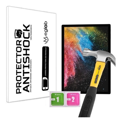 Lamina Protector Anti-shock Tablet Microsoft Surface Book 2