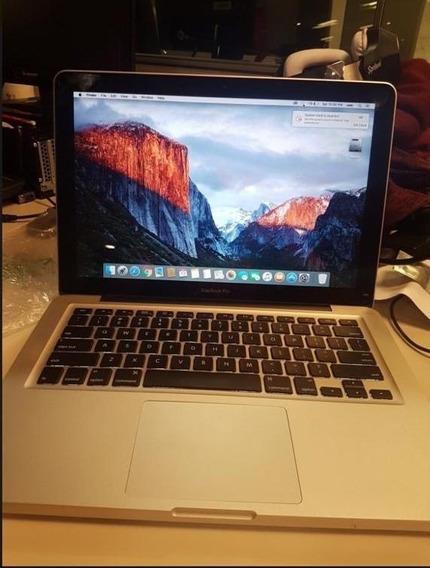 Macbook Pro 13-intel I7-2,7ghz,16gb,ssd240gb