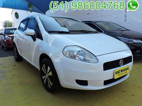 Fiat Punto Attractive 1.4 Flex Mec. 2012