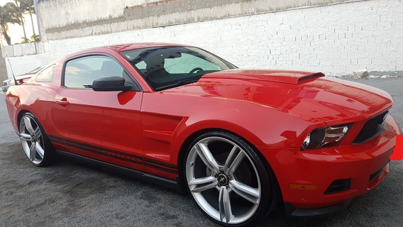 Ford Mustang Coupe V6 2011/2012