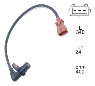 Sensor Rotacion Peugeot 306 Partner 1.8 8v