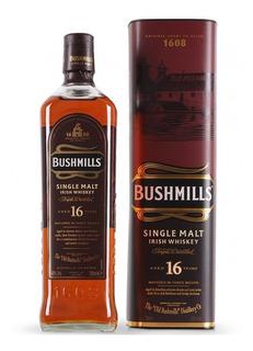 Whisky Single Malt Bushmills 16 Años 750ml Origen Irlanda