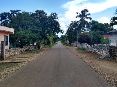 Vendo Un Terreno Con Casas Medidas 20 De Frente 80 De Fondo