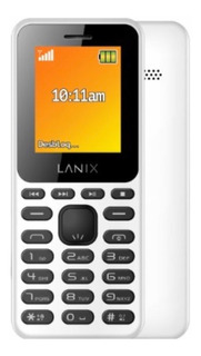 Celular Lanix U210 Gsm Nuevo Garantía