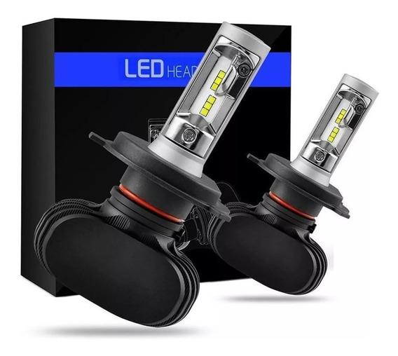 Kit Lampada Luz Led Automotiva Ultra Led Suns Light 6500k