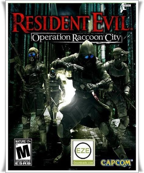 Resident Evil Operation Raccoon City Pc Envio Na Hora!