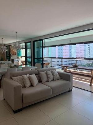 Apartamento Em Jardim Oceania, João Pessoa/pb De 110m² 3 Quartos À Venda Por R$ 590.000,00 - Ap230476