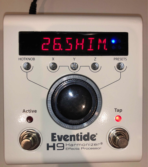 Pedal Eventide H9 Harmonizer (shimmer, Delay, E Mais)