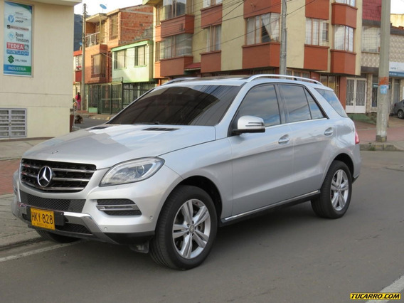 Mercedes Benz Clase Ml 350 4 Matic 3500cc Ct