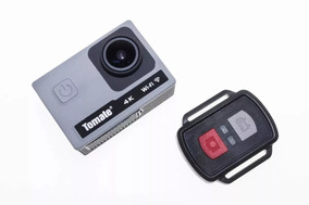 Mini Câmera Esporte Prova Dágua 4k Wifi Tomate Com Controle