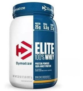 Elite Whey Protein Dymatize 2lb-envio Gratis!