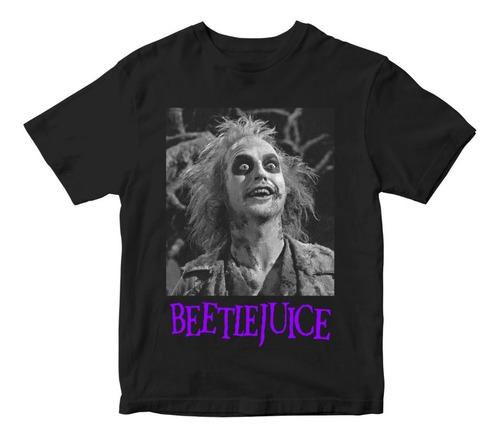 Imagen 1 de 2 de Nostalgia Shirts- Beetlejuice