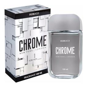 Perfume Masculino Chrome - Fiorucci - 100ml