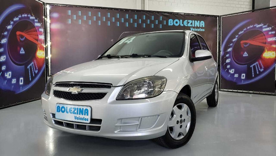Chevrolet - Celta 1.0 Lt 2014