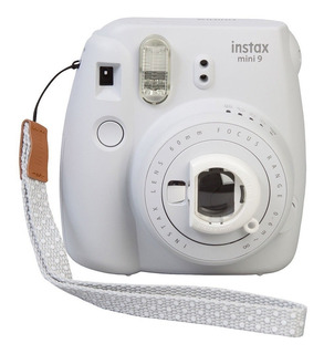Fujifilm Instax Mini 9 Blanca Ahumada Nueva Oficial