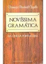 Novíssima Gramática Domingos Paschoal