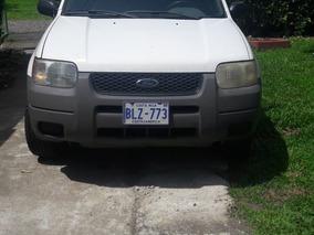 Vendo Ford Escape 2002. O Cambio