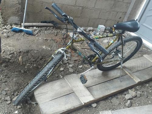 Bicicleta Alta Con Cambios