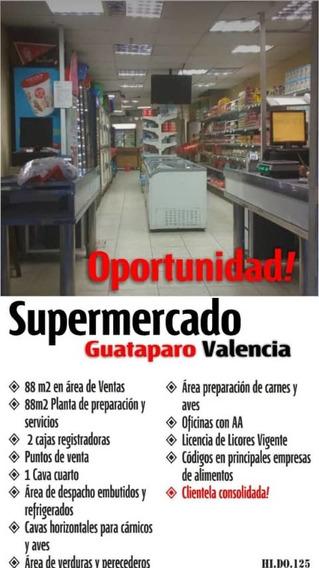 En Venta Fondo Comercio En Guataparo