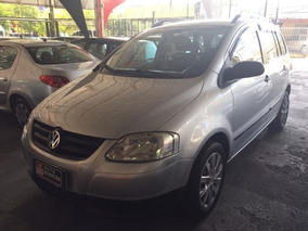 Vw - Volkswagen Spacefox 1.6 Mi 8v Flex 4p Manual 2008/2008