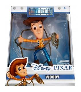 Figura Woody Toy Story Metal Die Cast 10cm Jugueterialeon