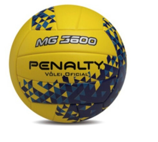 Bola Volei Mg 3600 Penalty Tecnologia