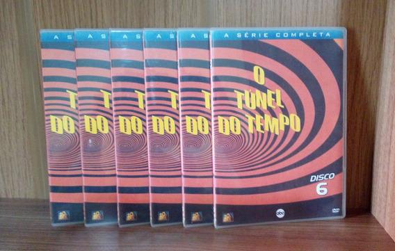 Dvd O Túnel Do Tempo - Completo - Dublado
