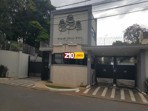 Imagem 1 de 6 de Te06335 - Residêncial Avaí Indaiatuba/sp - At 567,79 M² Venda R$ 512.000,00 - Condomínio Próximo Ao Colégio Polo - Z10 Negócios Imobiliários. - Te06335 - 69530536