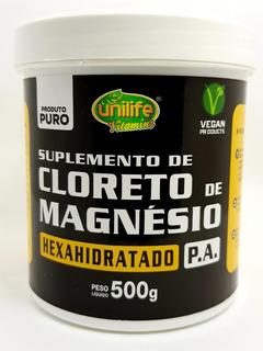 Cloreto De Magnésio P.a 500g Unilife