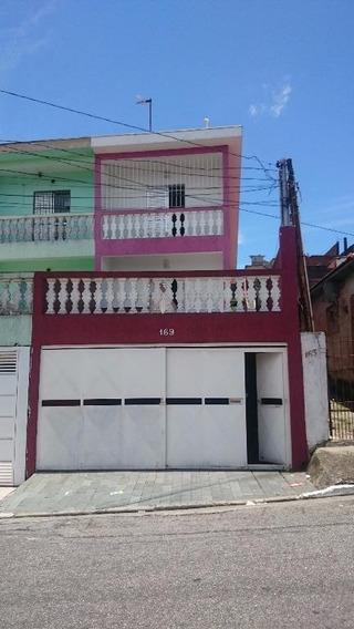 Sobrado Residencial Para Venda E Locação, Ermelino Matarazzo . - So1297
