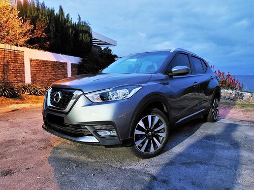 Nissan Kicks Exclusive At 1.6 Extra Full Suv Camioneta 2018
