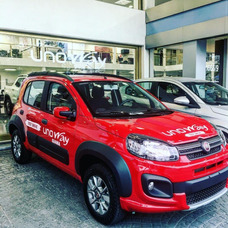 Nuevo Fiat Uno Way 0km 2018 $45.000 - Tomamos Planes *