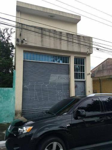 Imagem 1 de 19 de Prédio Comercial À Venda, Vila Rio Branco, São Paulo. - Pr0014