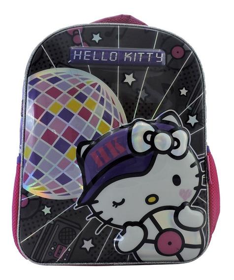 Mochila Kinder Hello Kitty Music 3 D
