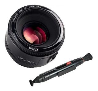 Lente Yongnuo 50mm 1.8 Para Canon | Version 1.1