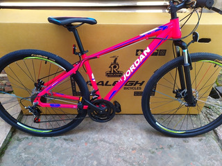 Bicicletas Jordan Nuevas R 29 Aluminio 6 Cuotas Sin Interes