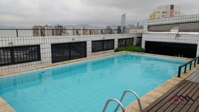 Apartamento - Flat - Santos - Lazer Completo - 1512