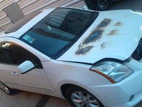 Nissan Sentra 2.0 N Tekna Cvt 2011! Motor Quemado