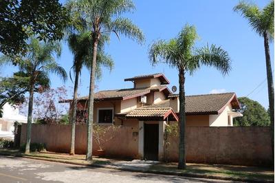 Oportunidade - Casa Com Dois Terrenos Unificados No Condomínio Vale Do Itamaracá Em Valinhos - 1.300.000,00 - Ca1471