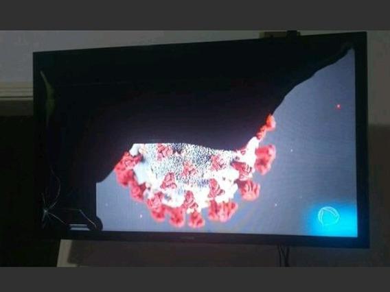 Tv Smart Samsung Para Retirada De Peças. Dois Meses De Uso