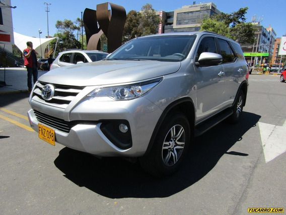 Toyota Fortuner Sw4 Street 2.7 Tp
