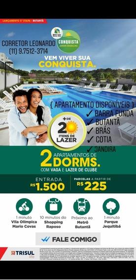 Apartamento Butantã Minha Casa Minha Vida $189.000.00
