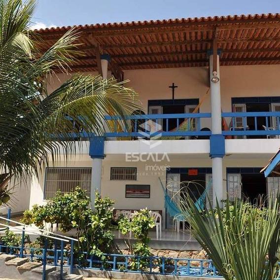 Casa Com 4 Dormitórios À Venda, 386 M² Por R$ 530.000,00 - Porto Das Dunas - Aquiraz/ce - Ca0348