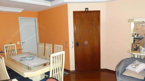Apartamento Com 3 Dormitórios E 2 Vagas De Garagem - Saúde - Ap10059